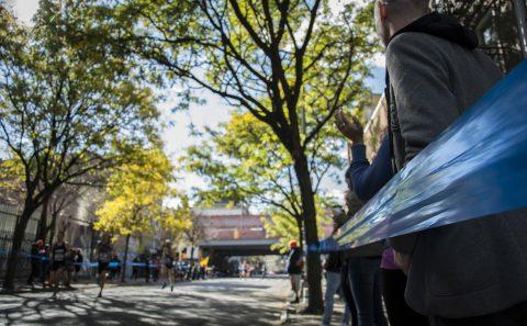New York marathon 2016. Sarah Scaniglia, photographe-retoucheur professionnel - Nantes Portraits, publicité, corporate, reportage, produits, postproduction, culinaire, industrie, postproduction, formations. Photographe nantes, communication...